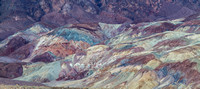 Pastel Rocks in Death Valley, CA